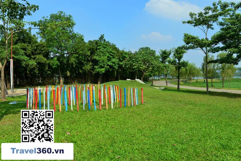 cong vien yen so park