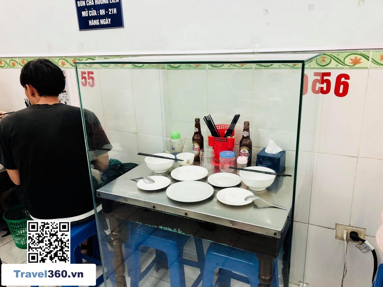 bun cha huong lien 1
